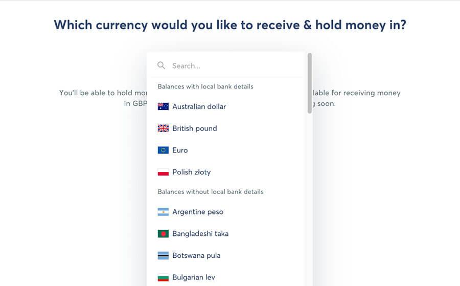 How to transfer money to singapore using TransferWisse