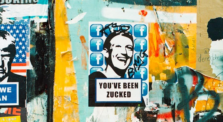 Facebook collects user data